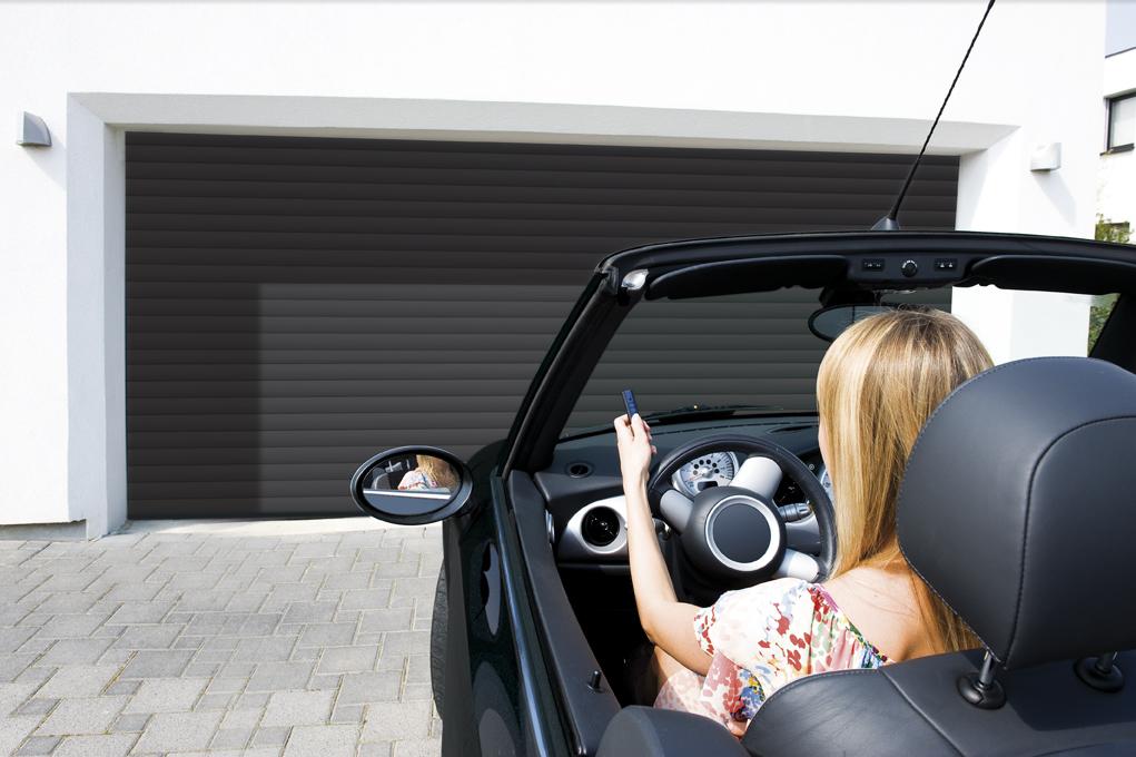 Garagentor Automation: Komfort beim Öffnen per Fernbedienung