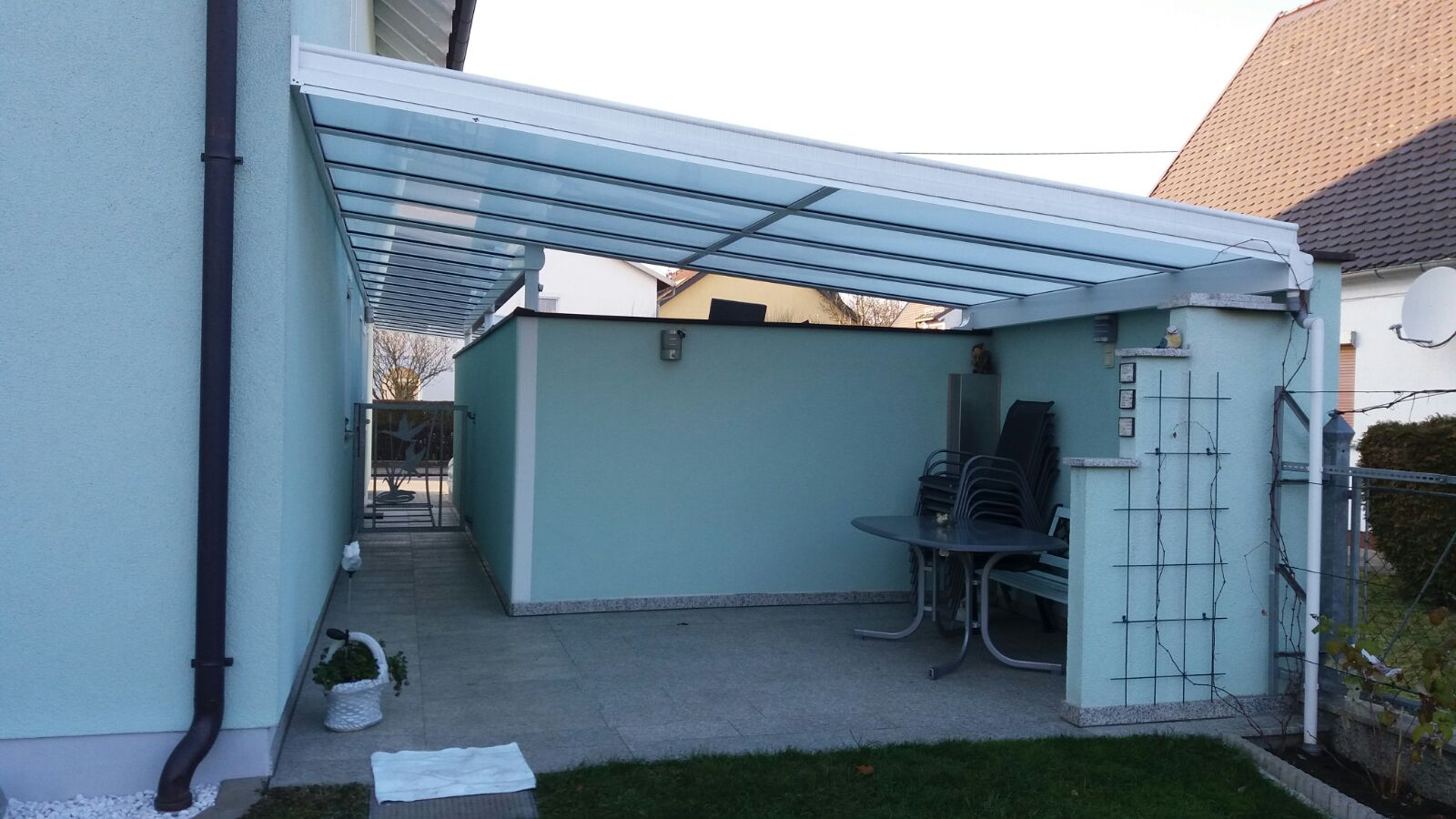 Terrassendach München Nord Haus-Bauelemente24