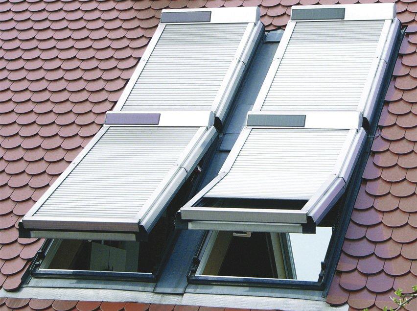 Fenster mit Rolllladen Haus-Bauelemente24