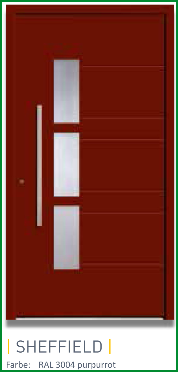 Eine neue Tür